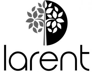 larent_logo_bw